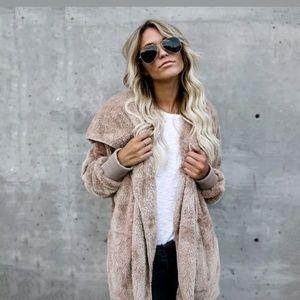 Jackets & Blazers - 😍 Cozy fluffy Sweater/jacket